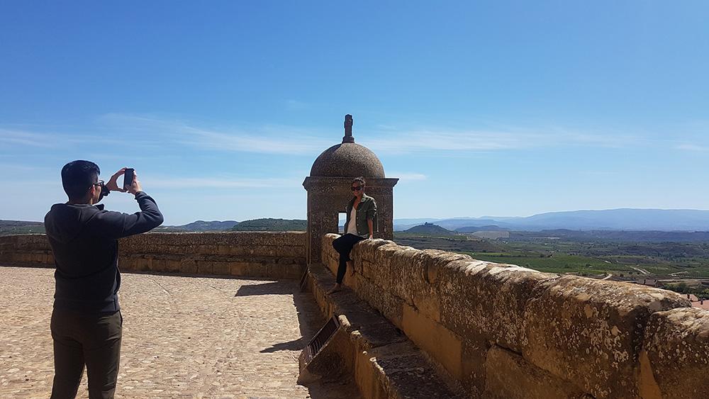 Views from San Vicente de la Sonsierra